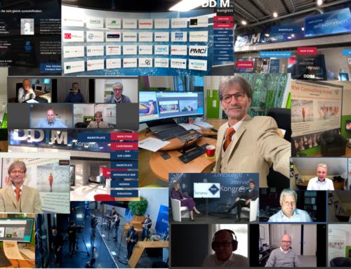 So war der DDIM-Kongress 2020, danke für die guten Gespräche im virtuellen Format